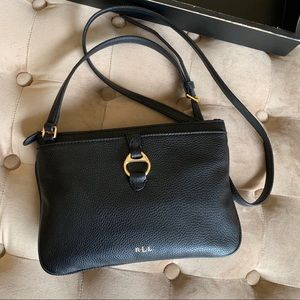 Ralph Lauren Small Black Crossbody Bag